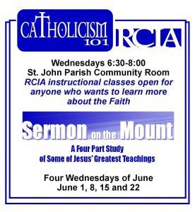 Catholicism101 SermononMt