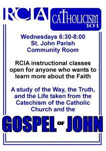 Catholicism101 Gospel of John