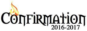 Confirmation 16-17 logo