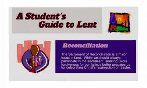 Lent explanations - reconciliation (2)