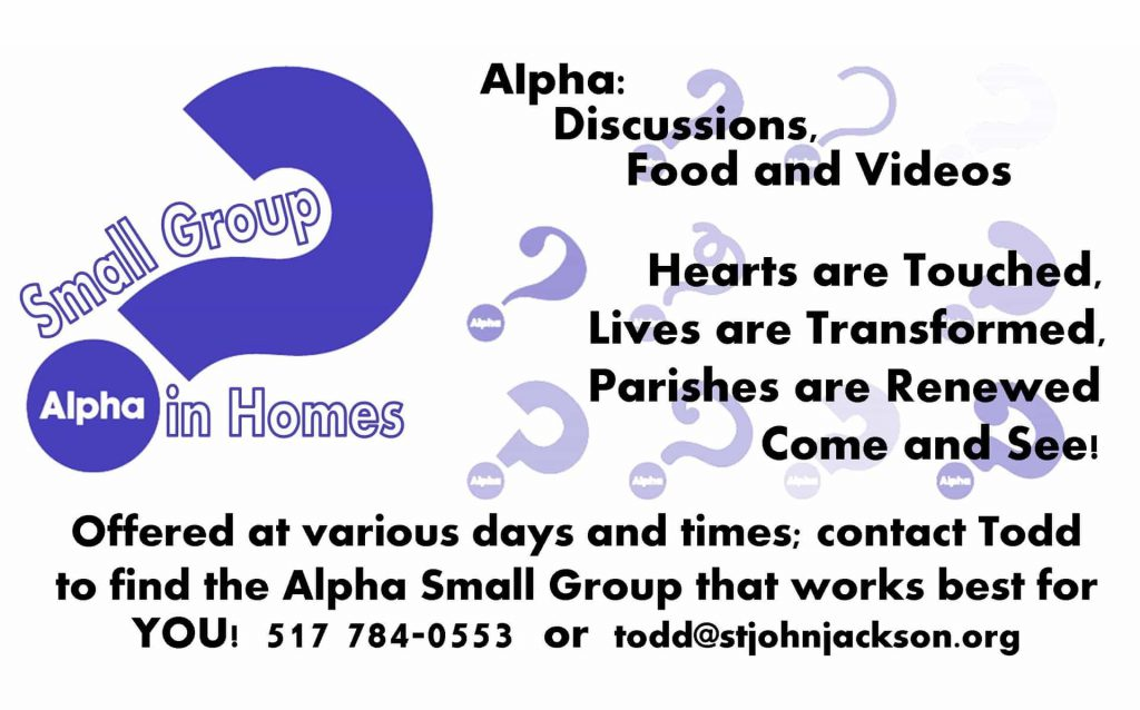 Alpha in homes 2017