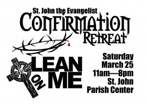 Confirmation Retreat LOM 2017